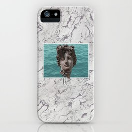 Artistic Revenge iPhone Case
