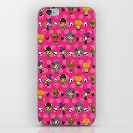 Ghouly Girls iPhone Skin