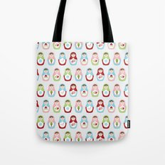 Matryoshka Doll 1 Tote Bag