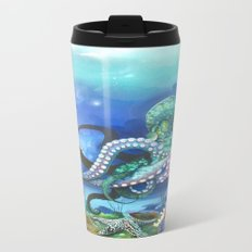 Illuminated Depth Metal Travel Mug