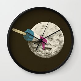Summer Voyage (colour option) Wall Clock