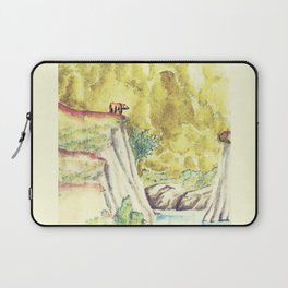 Bear Of Camporovere Laptop Sleeve