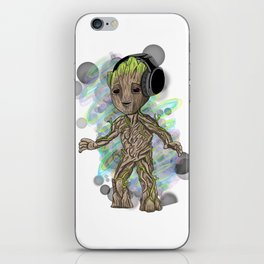 In the grove baby g iPhone Skin
