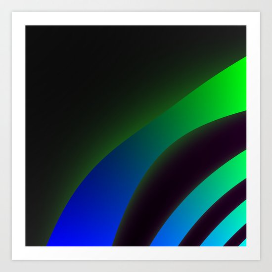 Abstract III Art Print