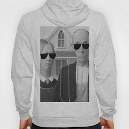 BE COOL - American Gothic Hoody