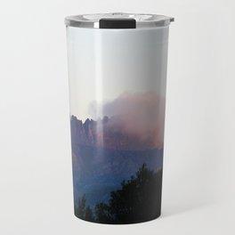 Cradle Mountain Sunrise Travel Mug