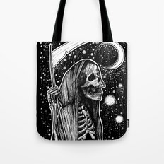 Death Tarot Tote Bag