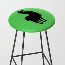 Angry Animals: llama Bar Stool