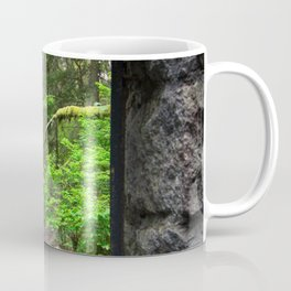 Stone House Window Coffee Mug