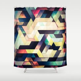 scope Shower Curtain