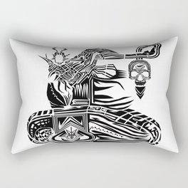 Operation MindFuck Rectangular Pillow