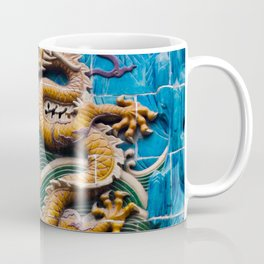Dragon Wall Coffee Mug