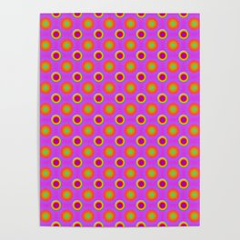 Glo-Dots! Poster