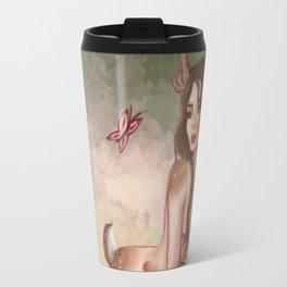 Forest Doe Travel Mug