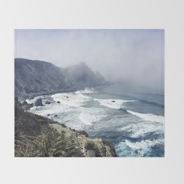 Coast 8 Throw Blanket