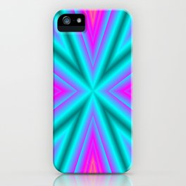 Magic of colors iPhone Case