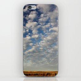 Mid Morning Sky iPhone Skin