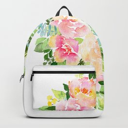 Crescent Bloom Backpack