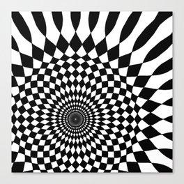 Wonderland Floor #5 Canvas Print