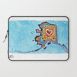 Love Me Some Alaska Laptop Sleeve
