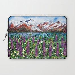 Carpathian in Lupine Laptop Sleeve