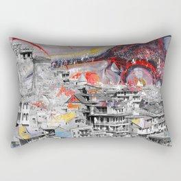 Tbilisi 3 Rectangular Pillow