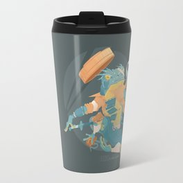 Blue Ronin Travel Mug