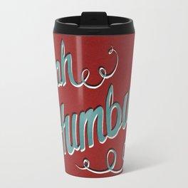 Bah Humbug Travel Mug