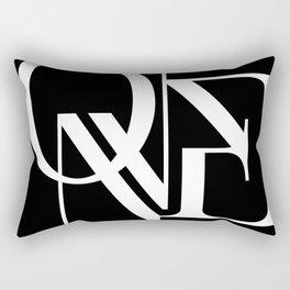 One' Rectangular Pillow