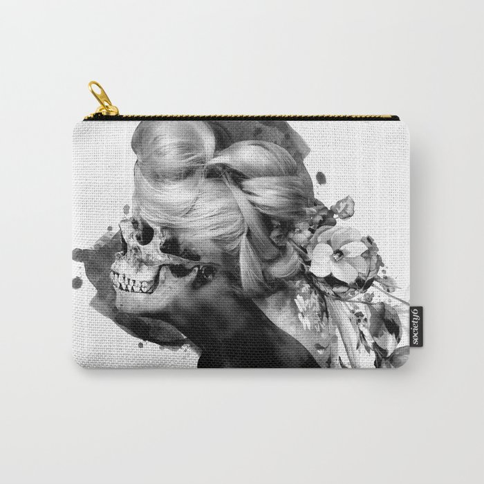 MOMENTO MORI XII Carry-All Pouch