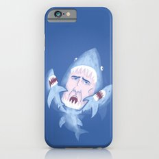 Nic Cage is Sharks! iPhone 6s Slim Case