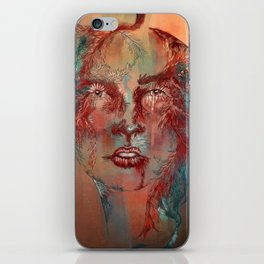 Posion Ivy iPhone Skin