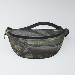 Dashed Board Fanny Pack