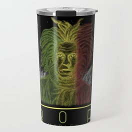 Misty Night Travel Mug