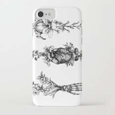 In Bloom - herbarium iPhone 7 Slim Case