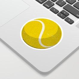 BALLS / Tennis (Clay Court) Sticker