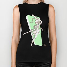 Gamer Soul Fighter Line - Noel Biker Tank