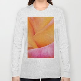 189 - Spring flower petal nature's design Long Sleeve T-shirt