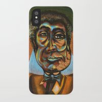 """louis armstrong iPhone & iPod Cases featuring Louis """"Pops"""" Armstrong   2015 by K IMI KAA"""