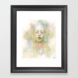 Guardian of souls Framed Art Print