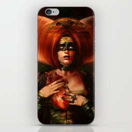 The Hiding Place iPhone Skin