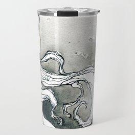 The little mermaid Travel Mug