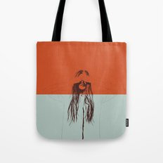 Woman Color 2 Tote Bag