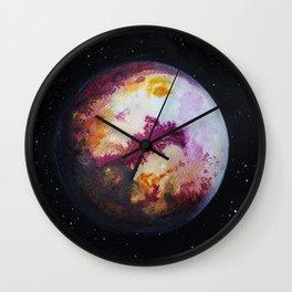 PLANET A. Wall Clock