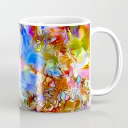 Faceted Gems Coffee Mug