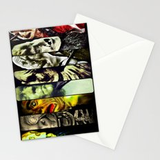 Monster Models 2013 Stationery Cards