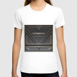 Art deco design IV T-shirt