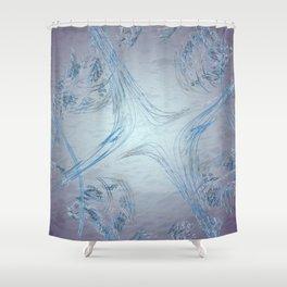 The Mirrow Shower Curtain
