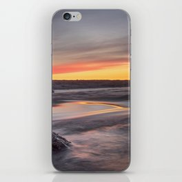 Sound of the sea iPhone Skin