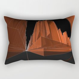 Fripp City C6 Rectangular Pillow